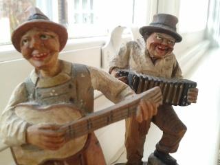 Black Forest Figures