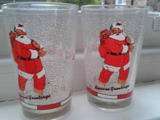 Va Va Vintage Santa