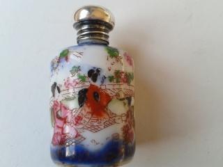Antique scent bottle